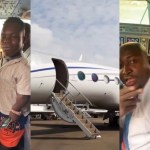 Shatta Bandle Buys His First Private Jet – WATCH VIDEO