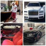 Mayweather Buys 2020 Rolls Royce Cullinan Truck & 2020 Bentley Continental GT Mulliner To Celebrate Christmas – See Photos