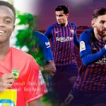 Scouts from Barcelona watched Kotoko wonder-kid during super clash against Hearts