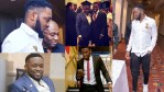 Handsome photos of Kennedy Osei, the first son of Dr. Osei Kwame Despite who manages Despite Media