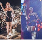 BUSTED! Photos Proving Fella Makafui is Copying Sister Derby's Style Finally Surfaces online