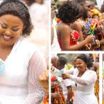 Nana Ama McBrown releases her own photos from Despite's son's wedding