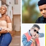 Medikal exposes celebrities who proposed to Fella Makafui during their break up