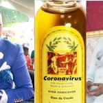 Angel Obinim makes Coronavirus Oil that cost 200 Cedis to protect Ghanaians in advance