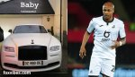 Andre Dede Ayew Buys A New Rolls Royce Phanthom (Photo)