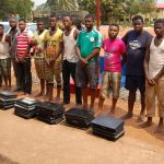 Ten (10) Areas In Ghana With The Most Sakawa Boys