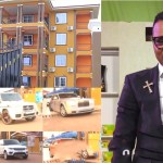 Obinim Flaunts His Mansion And Luxury Cars As He Battles Kennedy Agyapong