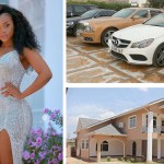 Benedicta Gafah Lists All The Cars She Owns