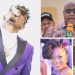 Photos: Ghanaian celebrities who are alleged to be addicted smokers -Can't stay a day without it