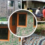 Someone Made A House From Plastic Bottles And We're Shook