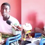 Student builds Kantanka Bugatti, VVIP bus with scraps (VIDEO)
