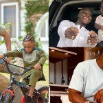 Photos Of Male Celebrities And Their Children, Causing Stir On The Internet On Fathers Day