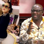 """""""Come For Your Money, I Don't Take Bribe""""-Net 2 TV Host Exposes Nana Agradaa after She tried to Bribe Him for a Cover Up"""