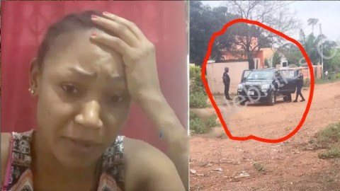 Video: Akuapem Poloo Finally Arrested For Refusing To Honor CID's Invite To Police Station Over Her Son's Naked Photos | Video