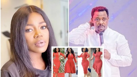 VIDEO: Mzbel Names The Curvy And Popular Newscaster Prophet Nigel Gaisie Has Been Bonking