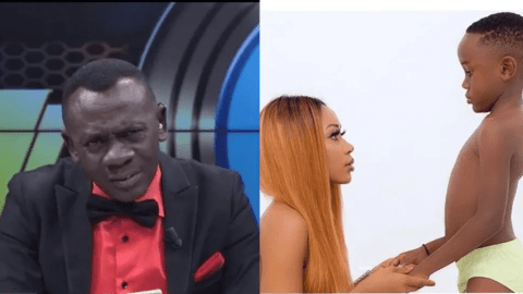 Akrobeto's Goes Mad Sends 'Heat' To Akuapem Poloo As He Reacts To Her Nude Photoshot