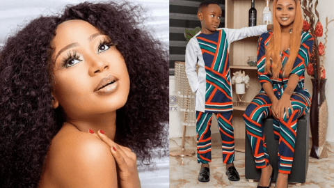 Akuapem Poloo Reportedly In Police Custody Over Her Nude Photos With Son (+Details)