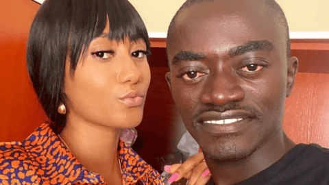 Hajia4Real Sends A Sweet Message To Lil Win After Spending Time With Him In Kumasi
