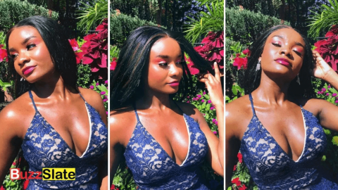 Kennedy Agyapong's Daughter Anell Drops HOT Photos On Her Birthday