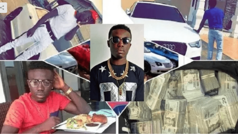 Criss Waddle finally discloses his secret source of money