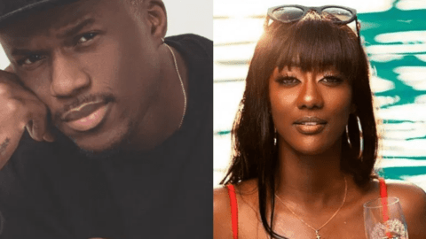 Ghana Rapper Joey B publicly reveals how he wanted to chop Regina Van Helvet.
