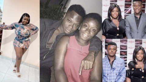 I'm in a relationship with God – Maame Serwaa