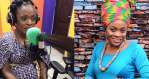Diana Asamoah reportedly pregnant for an 'unknown' man (photos)