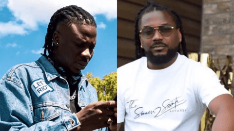 Stonebwoy Angrily Replies Samini, Says He Gives Him Credit Even When He Doesn't Deserve One