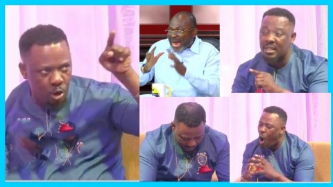 Prophet Nigel Gaisie Dares Kennedy Agyapong To Arrest Him Since He Claim He Sent Assassins To Kill Him