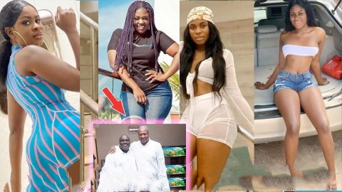 "(+VIDEO) I Also Need A ""Papa no"" To Buy Me A Car And A House – Yaa Jackson"