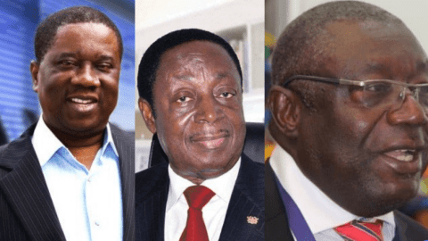 2020 Ranking Of The Richestmen In Ghana