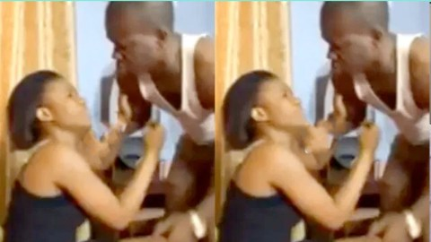 Lady Cried For Help As She Was Being Rap£d By An Old Man (Watch Video)