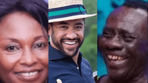 These Five Ghanaian Actors And Actresses Are Not Acting Movie Again.