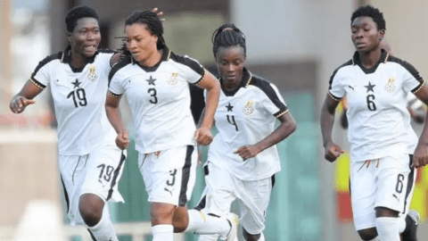 Ghana black queens and the whole female football fraternity cry for men to marry them.