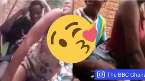 18+ ONLY: JHS Students Leak Atopa Video As Their BECE Party Goes Viral
