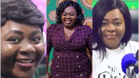Forever Young! Peace FM's Nana Yaa Konadu shuts down internet with stunning photos on her birthday