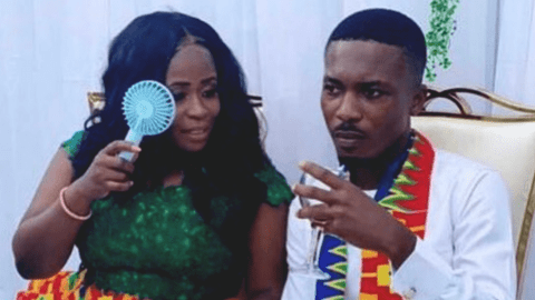 Comedian Clemento Suarez marries longtime girlfriend