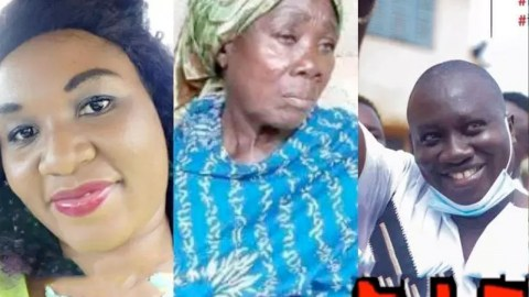 I Don't Know Why Ekow's Mother Is Behaving This Way – Alleged Secret Wife Blast Mother In-law.
