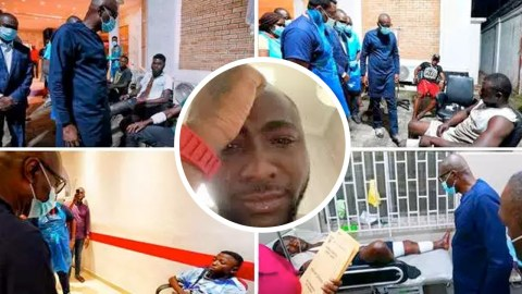 "bLekki Shooting: ""I Regret Working For You"" – See What MTN Posted That Broke Davido's Heart"