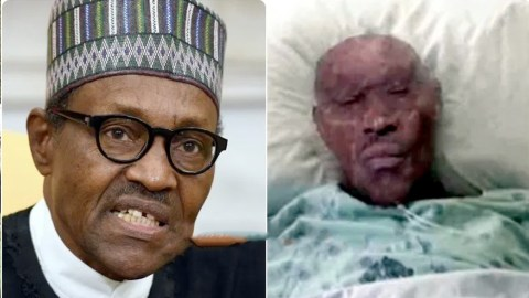 Screenshot Revealing That Real President Buhari Died In 2017 Surfaces Online