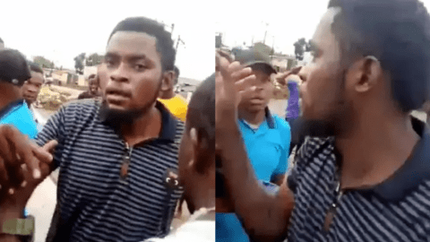 See How God Saved Comedian, Mark Angel After He Was Almost Beaten By Port Harcourt Boys