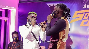 Shatta Wale Finally Reveals Why He Stormed Out Of Asaase Sound Clash(video)