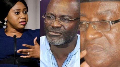 NDC has planned to kill Adwoa Safo, Kyei Mensah Bonsu and Hawa Koomson before December elections – Kennedy Agyapong alleges (video)