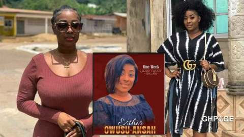 One week observation details of Esther, the lady who died in a car crash