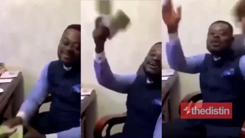 Rev Obofour Finally Gets A Competitor As A Pastor Jubilates After Cashing Out Huge Money From His Church Members