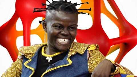 Wiyaala Wards Off Men From Marrying Small Girls