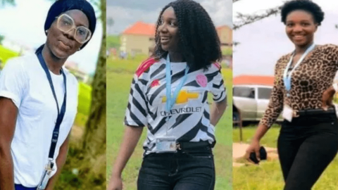 Tears flows as Final year students die in ghastly accident on graduation day (Photos)