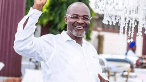 I'm Very Happy About Donald Trump's Defeat – Kennedy Agyapong