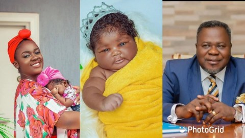 Dr Kweku Oteng alleged to be the father of Tracey Boakye's daughter (Hot Audio)