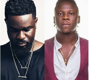 Sarkodie Thinks He Brand Is Bigger Than Any Of Us-Stonebwoy(video)